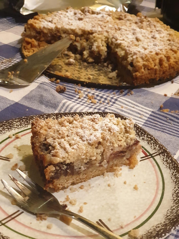 חינוך וולדורף הוד השרון | עוגת ריקוטה, מסקרפונה ושבבי שוקולד