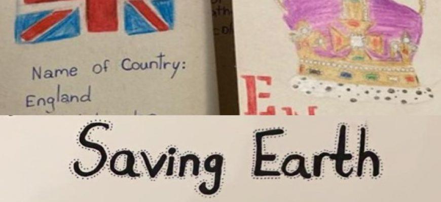 פרויקטים בחינוך וולדורף: אנגלית