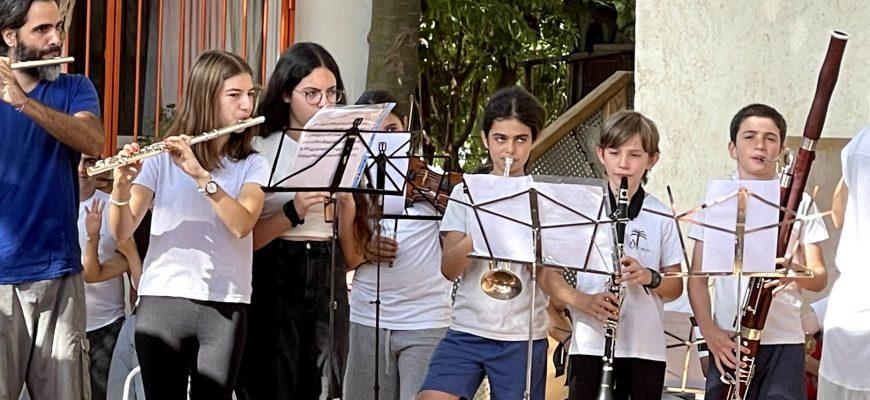 תזמורת תמר