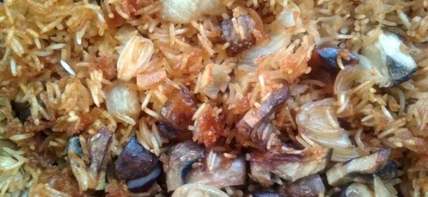 אורז חגיגי לפסח